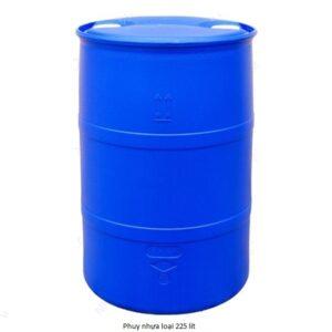 cồn thực phẩm thùng phuy 225lit
